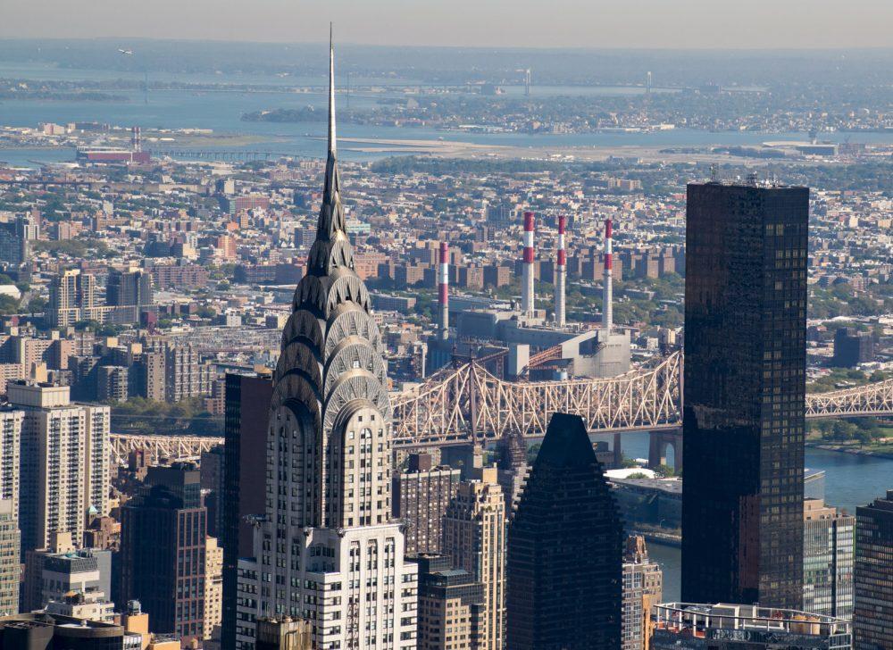 Belangrijke Gebouwen New York.Bezienswaardigheden In New York De Highlights Van New York