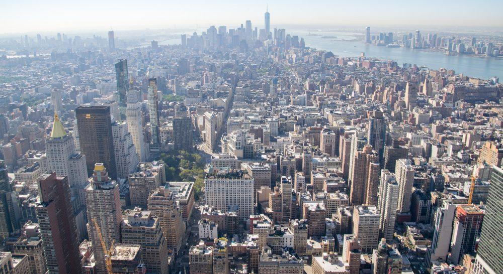 Belangrijke Gebouwen New York.Straten Pleinen En Parken In New York City De Must Sees Van New York